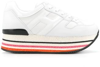 Hogan Maxi H501 platform sneakers