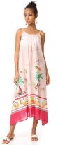 Kate Spade Orangerie Cover Up Maxi Dress