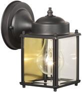 Thomas Laboratories Lighting Park Avenue 1-Light Painted Bronze Outdoor Wall Mount Lantern