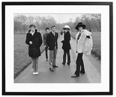 Sonic Editions Rolling Stones in Green Park