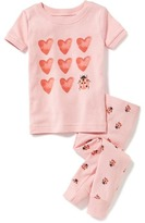 Old Navy 2-Piece Ladybug Graphic Sleep Set for Toddler & Baby