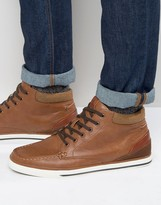 Aldo Ibaliwen Leather Boat Boot
