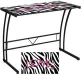 Lumisource Sigma Desk Black/Zebra Love