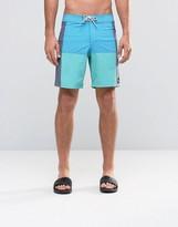 Hollister Stripe Swim Shorts