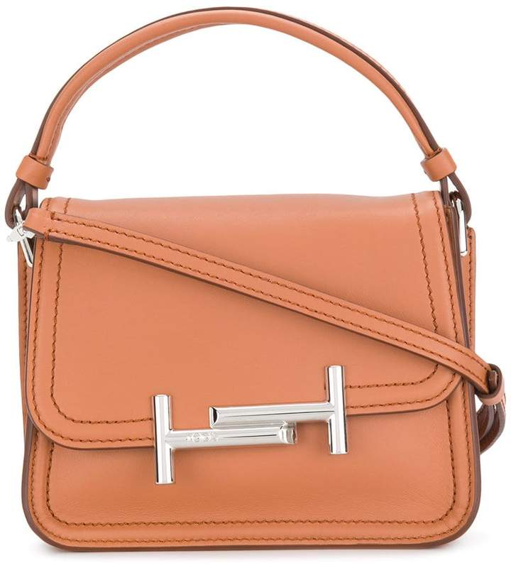 Tod's Double-T crossbody satchel
