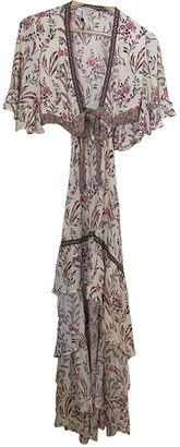 Spell & The Gypsy Collective Beige Viscose Dresses