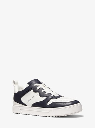 Michael Kors Baxter Leather Sneaker