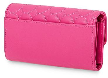 Lulu by Guinness® Dotted Line Large Wallet