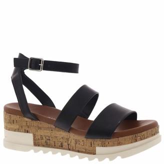 Madden-Girl Women's ELLINORE Sandal
