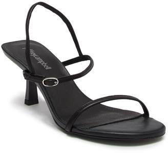 Jeffrey Campbell Pletana Ankle Strap Leather Sandal