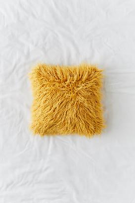 Mila Faux Fur Throw Pillow