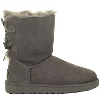 UGG Bailey Bow Ii Grey Boots