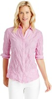 J.Mclaughlin Lois Shirt in Stripe