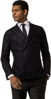 Tommy Hilfiger Tailored Collection Slim Fit Double-Breasted Blazer