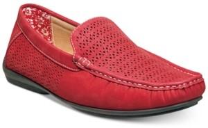 Stacy Adams Men's Cicero Perforatd Moc Toe Drivers Men's Shoes