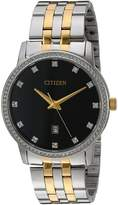 Citizen Men's BI5034-51E Wrist Watches, Dial