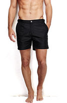 "Classic Men's 5"" Monterey Board Shorts-Merlot"