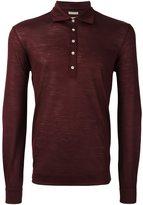 Massimo Alba long-sleeve polo shirt