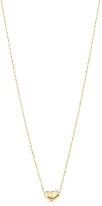Tiffany & Co. Elsa Peretti Bean Design pendant in 18k gold