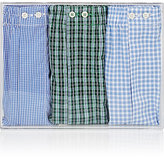 Barneys New York Men's Cotton Boxer Shorts Set