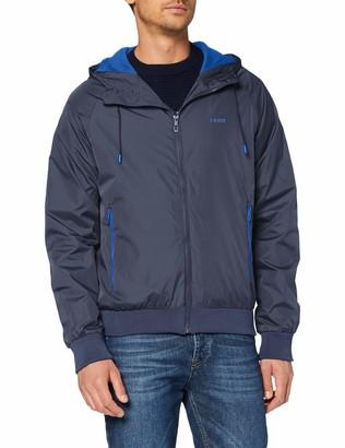 Izod Men's Solid Zip Jacket