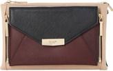 Dune Engellie removable pouch clutch bag