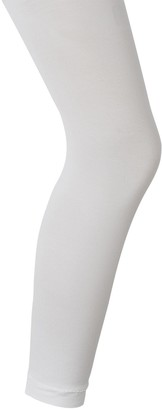 La Redoute Collections Microfibre Opaque 80-Denier Footless Tights