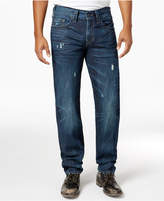 True Religion Men's Geno Flap-Pocket Jeans