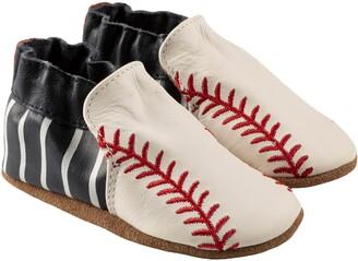 Robeez Baseball Crib Shoe