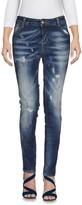 Philipp Plein Denim pants - Item 42611343