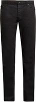 John Varvatos Slim-fit five-pocket jeans