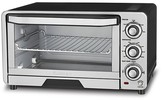 Cuisinart Custom Classic Toaster Oven Broiler, Model Tob-40