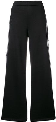 Alexander Wang Logo Tape track pants