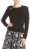 Eliza J Women's Embellished Sweater