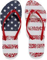 MIXIT Mixit Americana Flip-Flops