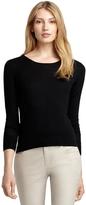 Brooks Brothers Long-Sleeve Scoop Neck Saxxon® Wool Sweater
