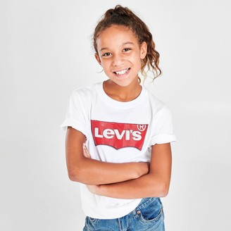 Levi's Kids' Faux Embroidered T-Shirt