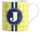 Jonathan Adler Chartreuse Carnaby Mug - J