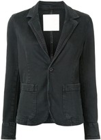 Mother Smoker denim blazer