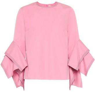 Roksanda Rana cotton blouse