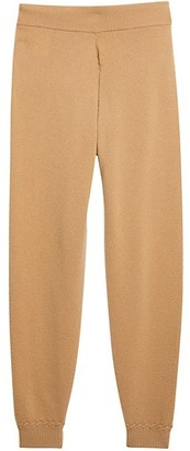 Theory Whipstitch Cashmere Lounge Pants