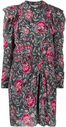 Etoile Isabel Marant Yoana printed dress