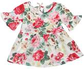 Funkyberry Floral Cotton Dress
