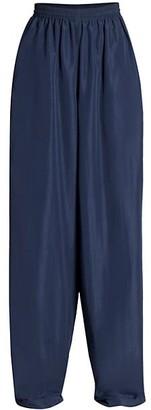 Balenciaga Wide-Leg Track Pants