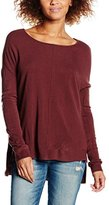 Noisy May Women's Nmchen L/S Boatneck Knit Top-N Jumper,40 (Manufacturer's Size: L)