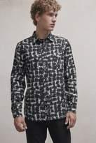 Chaos Check Flannel Shirt