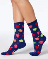 Hot Sox Women's Apples Socks