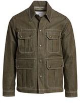 Ami Paris Denim Worker Jacket