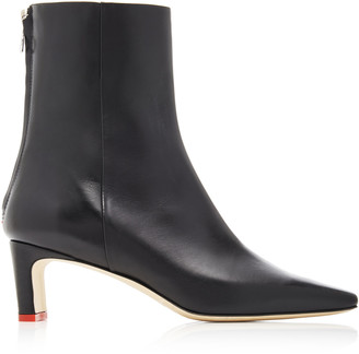AEYDĒ Ivy Calf Leather Boots