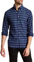 Gant Printed Oxford Long Sleeve Regular Fit Shirt